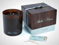 For Da Boys: 14 Man-Approved Candles via Brit + Co.
