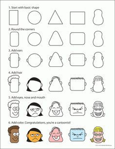 Simple faces III