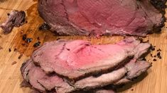 Prime Rib Roast Perfectly cooked medium-rare prime rib is the result every time you use Chef John's mathematical method. Rib Roast Recipe, Prime Rib Recipe, Rib Recipes, Roast Recipes, Recipies, Game Recipes, Copycat Recipes, Dinner Recipes, Beef Dishes