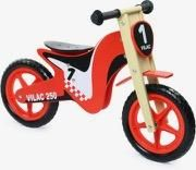 Vilac Balance Bike Cross is perfect for developing motor skills and strength. #oliverthomas #vilac #vilactoys #balancebike #bike #kidstoys #kidsbike