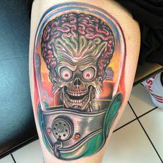 8182014111757.jpg Mars Attacks Tattoo by @tattoosbynickp Diamond State Tattoo
