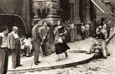 American Girl in Rome, 1951