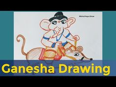 Ganesh Chaturthi 2021 | How To Draw Ganesha Step by Step | Easy Bal Ganesha Drawing - YouTube Ganesha Drawing, Drawing Competition, Hindu Festivals, Mother Goddess, Disney Characters, Fictional Characters, Family Guy, Snoopy, Drawings