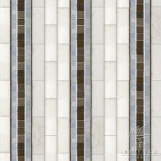 Serene Stripe | New Ravenna Mosaics