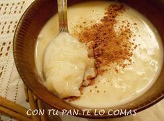 Desert Recipes, Mexican Food Recipes, Sweet Recipes, Bakery Recipes, Cooking Recipes, Salvadorian Food, Spanish Desserts, Latin Food, Saveur