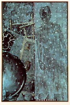 Winter - Jasper Johns