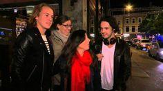 Ylvis-brødrene møter fans fra Frankrike (English subtitles)