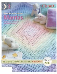 ISSUU - Tejido Crochet by Montserrat Pérez