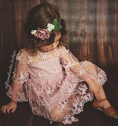 PRE ORDER - Princess Levine Sugar Plum Vintage Lace Dress