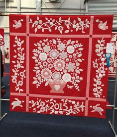 Blue Mountain Daisy: My entries for the Sydney Quilt Show