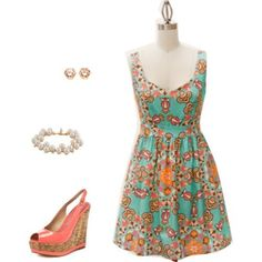 So sweet. I want this dress