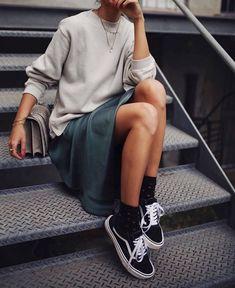 10 façons de porter le Sweatshirt