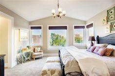 Beautiful Bedroom in Luxury Home; Shutterstock ID 163196918; PO: TODAY.com