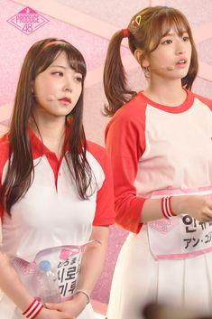 [프로듀스48] 그룹 배틀 평가 현장 비하인드 : 네이버 포스트 Asian Kids, Yu Jin, Beautiful Asian Girls, Sweet Girls, My Man, Kpop Girls, Actresses, Seasons, Celebrities