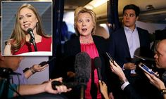 Hillary: Chelsea can stay on board of the Clinton Foundation if I win