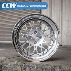 CCW Wheels now available at www.Vividracing.com  Contact us today to discuss pricing 1-866-448-4843 Sales@vividracing.com  #ccwwheels #vividracing #wheels #cardwithoutlimits #wheelgame #bmw #mercedes #porsche #audi #vw #ferrari #lamborghini #astonmartin #stance #fitment #offset