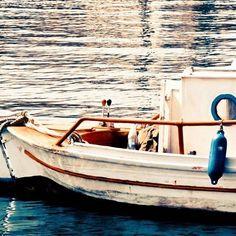 Greek beauty #caique #skiathos #summertime #greece #sailaway #fishing Greek Beauty, Skiathos, Sail Away, Summertime, Greece, Fishing, Boat, Photo And Video, Instagram