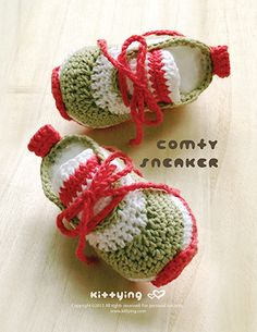 Items similar to Crochet Baby Pattern Comfy Baby Sneakers Crochet Baby Shoes Crochet Booties Crochet Pattern Newborn Sneakers Newborn Shoes on Etsy Crochet Booties Pattern, Crochet Baby Shoes, Crochet Baby Booties, Crochet Slippers, Hand Crochet, Crochet Patterns, Irish Crochet, Free Crochet, Newborn Shoes
