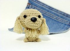 Amigurumi Cocker crochet American Cocker Spaniel by Owlystore