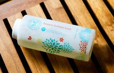 Bubble Bath. Tangerine scent; Hypoallergenic / Tear-free / Vegan / Biodegradable and NO Harsh Chemicals ever!!