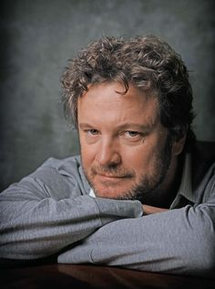 Colin Firth, male actor, celeb, hot, sexy, powerful face, beard, intense eyes, portrait, photo
