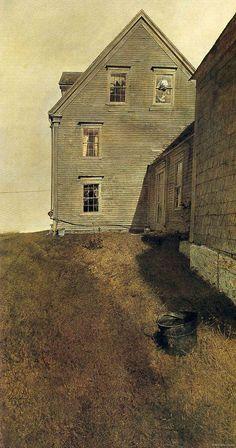 Andrew Wyeth, Weatherside, 1965