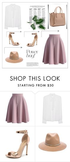 """""""#Fashion"""" by merima-699 ❤ liked on Polyvore featuring Chicwish, Diane Von Furstenberg, Verali and Michael Stars"""