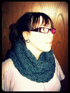 Knitting Pattern: Basketweave Cowl | Bona Fide Boho