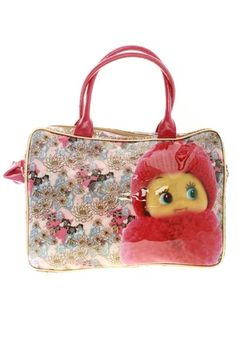 Pom Pom Chick Bag - Irregular Choice How To Make Purses, Irregular Choice, Fashion News, Fashion Trends, Laptop Bag, Make Your Own, Latest Trends, Shoe Bag, My Style