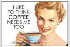I like to think......