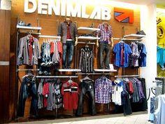 Jack Silva Garcia - Visual Merchandising: Visual Merchandising, Textiles y Estación #visualmerchandising