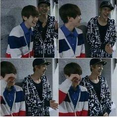 Baekhyun 오빠 울 때 Chanyeol 오빠 에 의해 충격을 주어