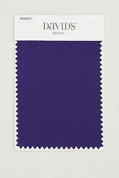 OFFICIAL BRIDESMAID COLOR: Regency Satin Fabric Swatch SMLSWATCHREGE