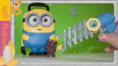 Maletín de Transporte y sus Accesorios Minion Bob - Minions juguetes en ...