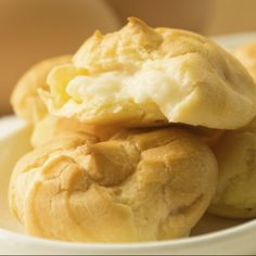Cream Puff Filling Recipe