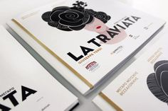 LA TRAVIATA | dolphins // communication design