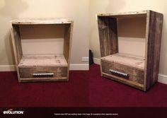 Rustic Scaffold Board Furniture