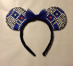 Hey, I found this really awesome Etsy listing at https://www.etsy.com/listing/232419200/r2d2-minnie-ears