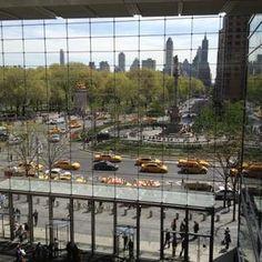 A Voce  Restaurant ;   Columbus Circle NYC  Amazing views !!