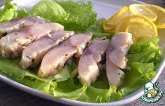 Спецпосол из скумбрии - кулинарный рецепт