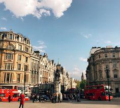 Trafalgar Square #london