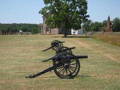 Bull Run Civil War Battlefield, VA