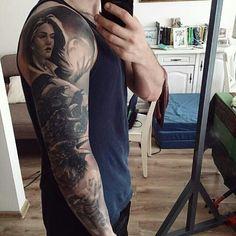 Witcher tattoo