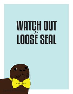 Arrested Development Loose Seal