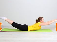 14 Exercises You Can Do While Lying Down (for lazy people like me) Fitness Workouts, Easy Workouts, Bed Workout, Sport Nutrition, Lazy People, Yoga Positions, At Home Gym, Best Yoga, Easy Weight Loss