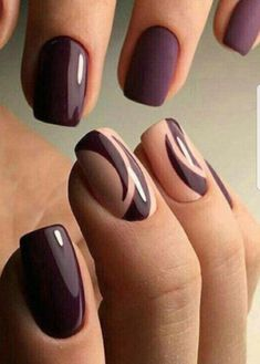 12 Outstanding Classy Nail Designs Ideas for Your Ravishing Look – Long Nails – Long Nail Art Designs Classy Nail Designs, Best Nail Art Designs, Gel Nail Designs, Nails Design, Design Design, Design Trends, Design Ideas, House Design, Classy Nails