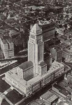 Los Angeles, 1930