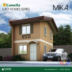 Updated monthly promo for Camella homes in Bulacan 2 Storey House, Finance Bank, Lots For Sale, Small House Design, Affordable Housing, House 2, Home Projects, Property For Sale, Tours