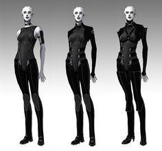 Asari Clothing Concept