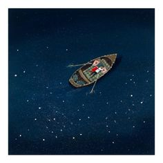Jenni Murphy - The Perfect end to the Perfect day - limited edition print